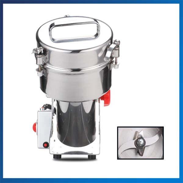 220v50hz Mill Crusher Shredder Powder Machine 1000G Big Capacity Household Ultrafine Dry Food Grinding Machine