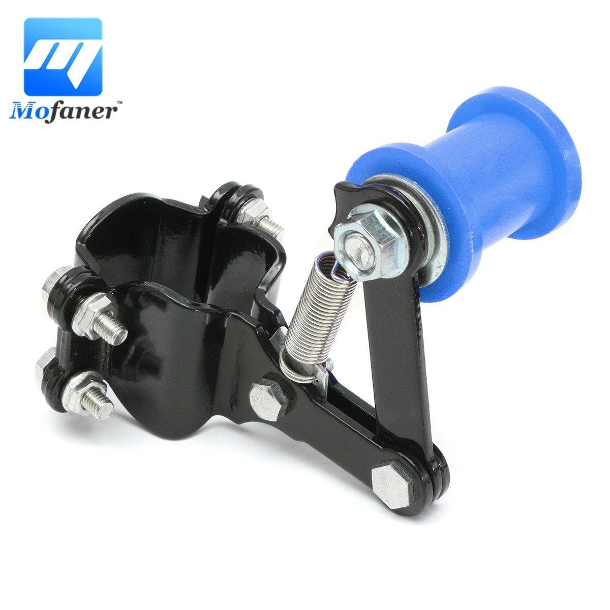 Roller Wheel Chain Tensioner Adjuster For Harley/Honda/Suzuki/Chopper Motocross Refit Racing Modified