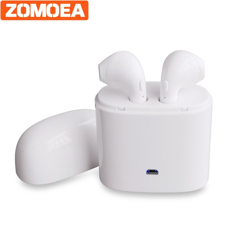4.1 Bluetooth Headset Headphones Wireless Headphone Microphone AptX Sport Earphone for iPhone Android Phone