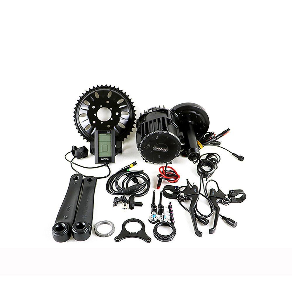 Bafang Elektrische Fahrrad Motor BBSHD03 48 v 1000 watt 8fun/bafang motor BBSHD03 mitte kurbel motor mit farbe display schnee fett