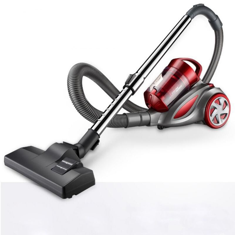 Vacuum Cleaner Household Super Sound-off Mini Small Horizontal Handheld High Power In Addition To Mites Machine 1600W