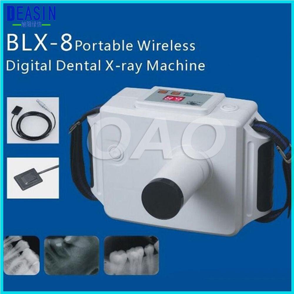 Hohe Auflösung Tragbare Dental X Ray Maschine Tragbare Kamera mit Lcd-bildschirm Dental X Ray Einheit für Zahnklinik und krankenhaus