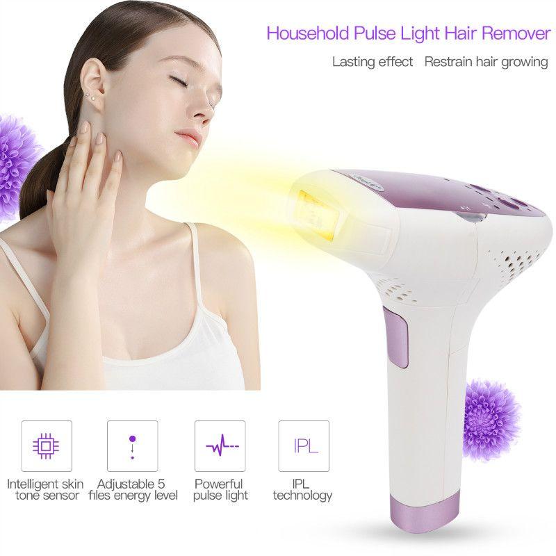 IPL Laser Hair Removal Machine Epilator Professional Hair Remover Tool Depilatory Shaver Permanent Epilator Face Body Bikini