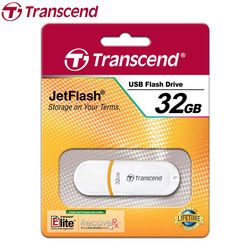 Transcend JetFlash 330 USB Flash Drive Haute Vitesse USB Clé Flash De Visite Memory Stick USB 2.0 Flash Pen Drive 32 GB 16 GB 8 GB 4 GB