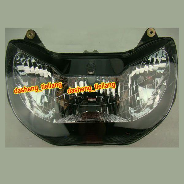 GZYF Front Headlight Headlamp for Honda CBR 929RR 929 RR 2000 2001 CBR929RR, Black