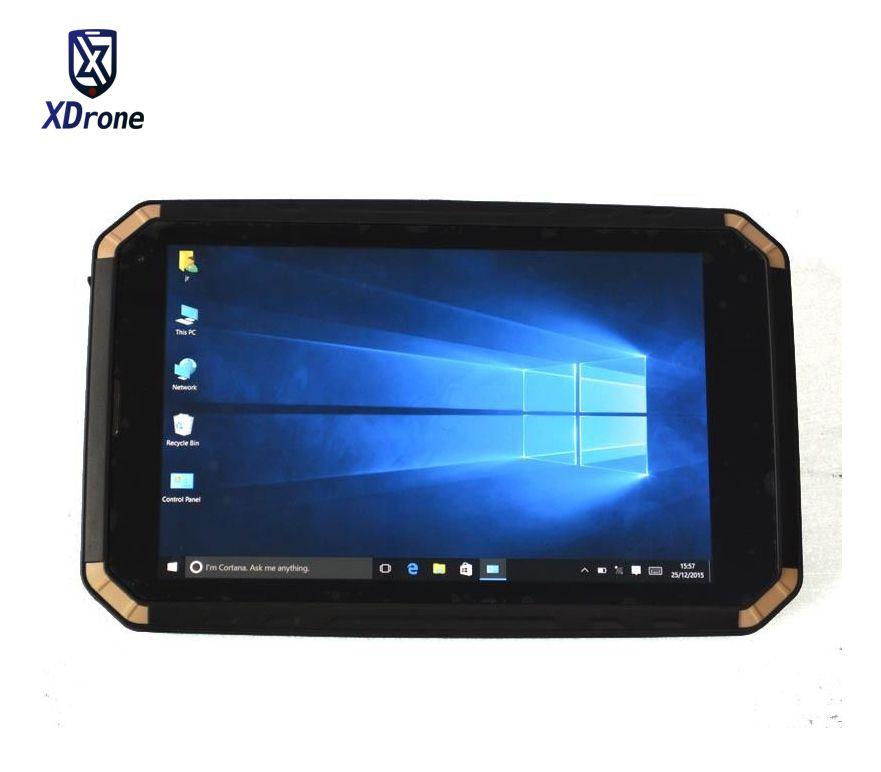 Industrial Kcosit K802 Rugged Windows 10 Home Tablet PC Computer slim IP67 Waterproof Shockproof 8