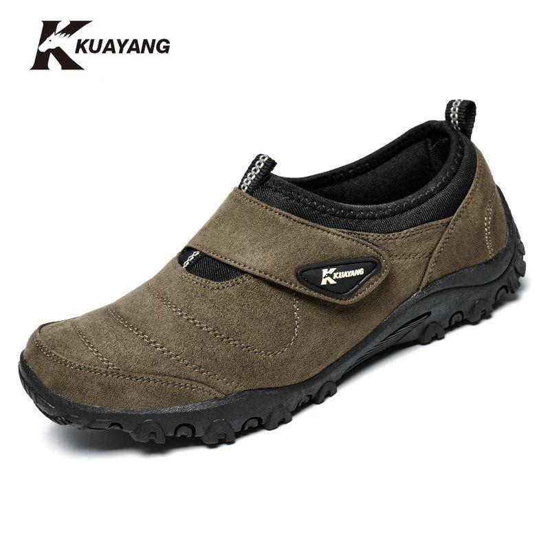 Offre spéciale Medium (b, m) sans lacet chaussures pour hommes, chaussures lumineuses super hommes, chaussures décontractées de marque, chaussures de marche de qualité livraison gratuite