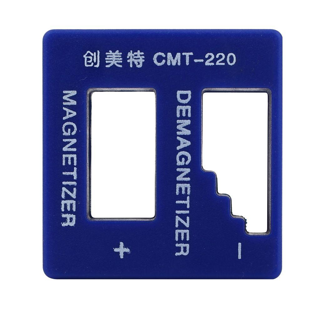 Magnetiseur Entmagnetisierer Ware Magnetic Pick Up Werkzeug Schraubendreher Tipps Bits Kostenloser Versand
