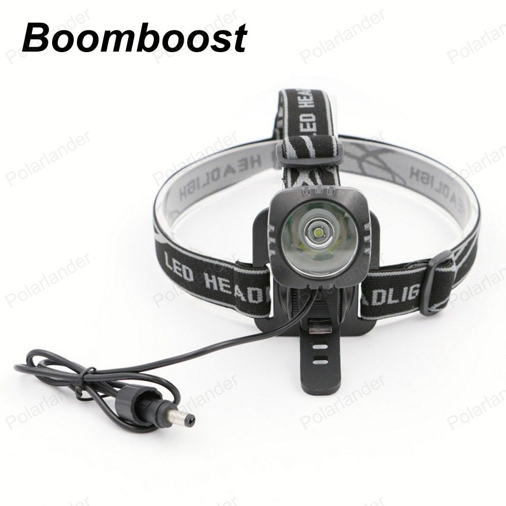 Boomboost New arrival light head light aluminum alloy lamp outdoor lighting led lamp beam concentration and stability LED lamp
