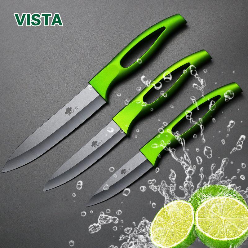Set de cuisine couteau en céramique de haute qualité 3