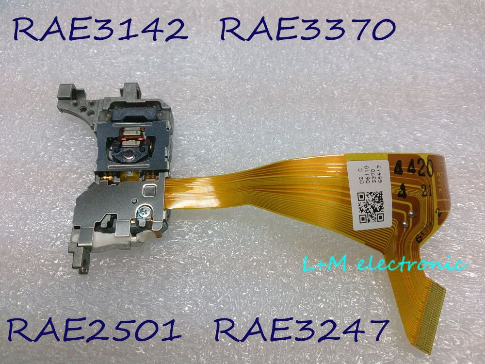Оригинальный Новый RAE-2501 RAE-3142 RAE-3247 RAE-3370 оптические пикапы RAE2501 RAE3142 RAE3247 RAE3370 для Camry DVD лазерной