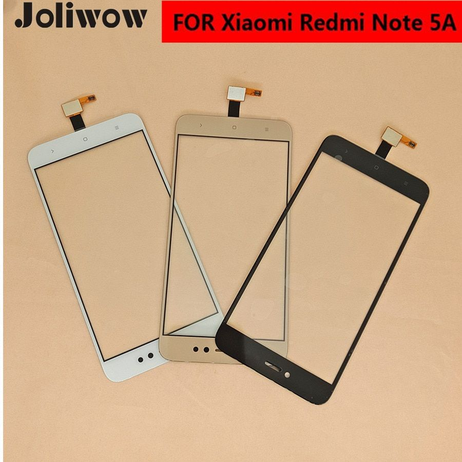 For Xiaomi Redmi Note 5A Hongmi 5 A 3GB RAM 32GB ROM Touch Screen +tools Touchscreen Front Glass Touch Panel Touch Sensor