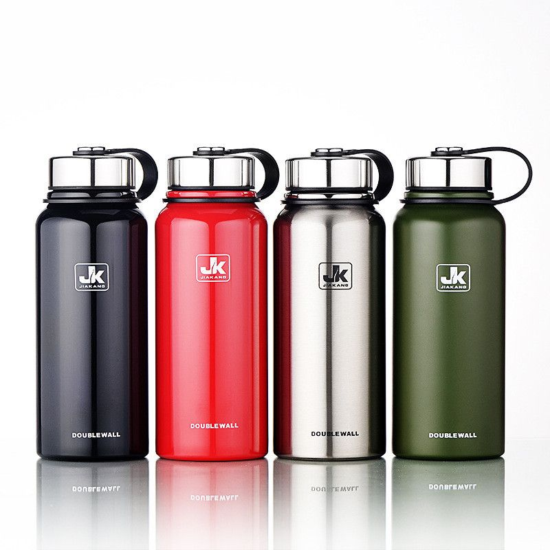 610ml 800ml 1100ml 1500ml Vacuum Flasks insulation Cup creative thermocup bottles thermos water bottle thermomug mug mighty mugs