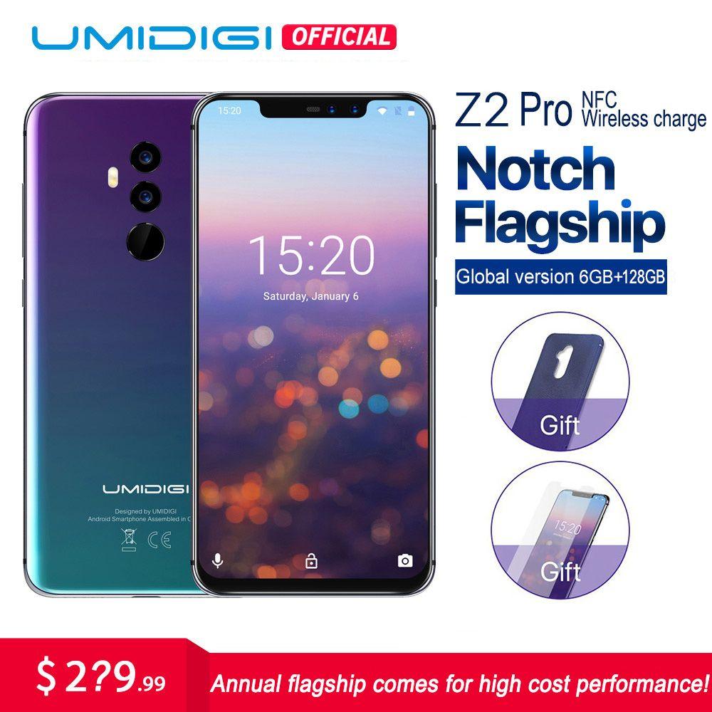 UMIDIGI Z2 Pro 6.2