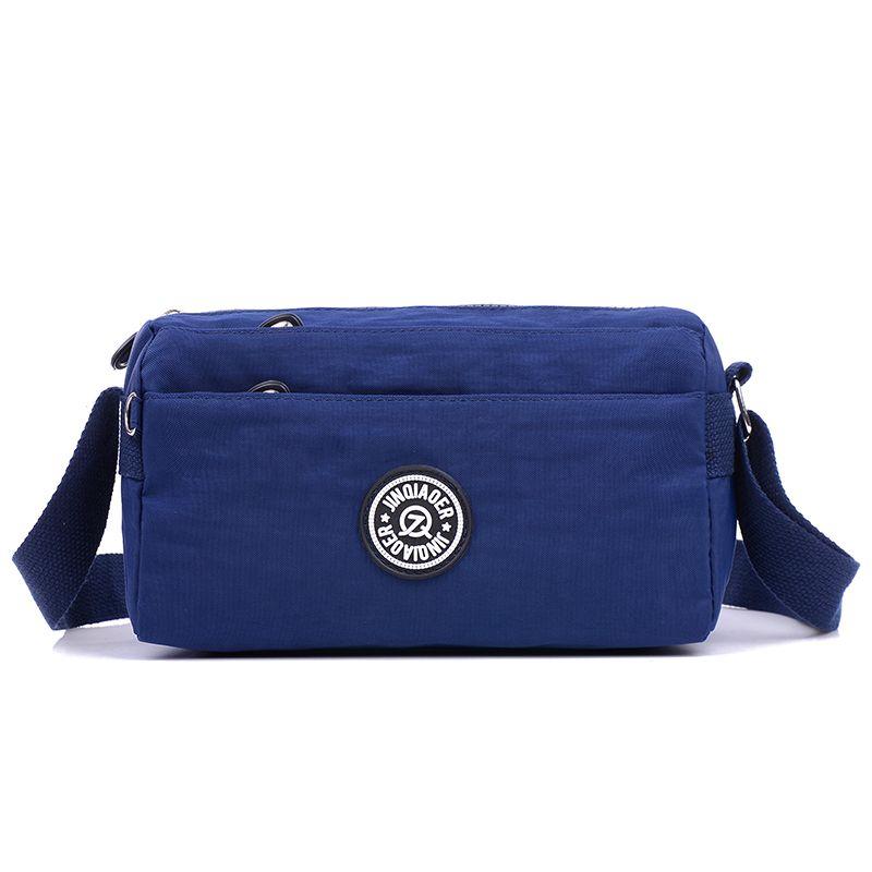 Маленькая сумка-мессенджер для женщин водостойкая нейлоновая сумка женская сумка через плечо Bolsa Sac A Main Femme De
