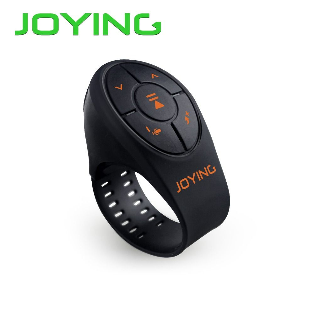 Wireless Bluetooth Media Button Remote Control Car Handlebar Motorcycle Bike Steering Wheel Play Music for Android iOS Phone