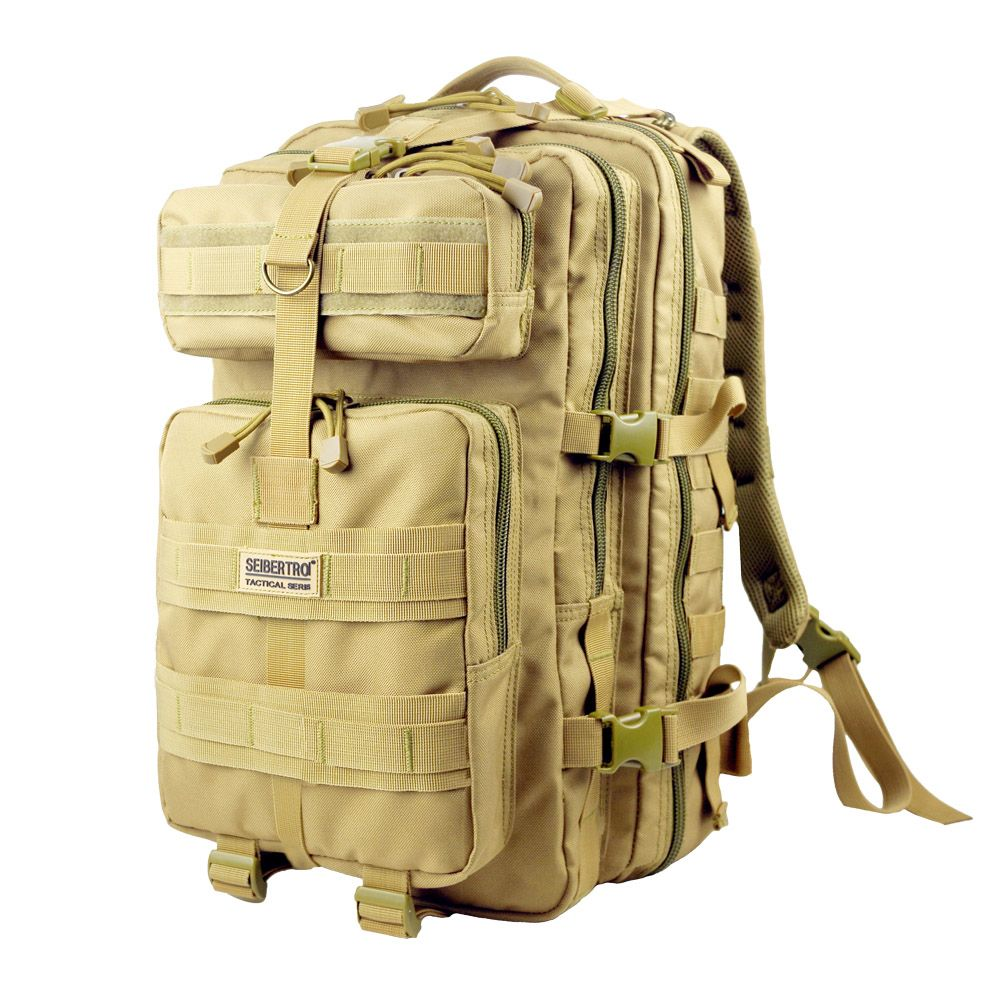 Seibertron 30L 40L Outdoor Sports Camping Backpack Military 3P Waterproof Bags For Cycling Hiking Hunting Army Climbing MOLLE