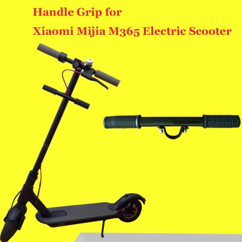 Xiaomi Mijia M365 Electric Scooter <font><b>Skateboard</b></font> Hook Hanger Handle Grip Bar Adjustable Holder Knob Safe Gadget for Children Kids