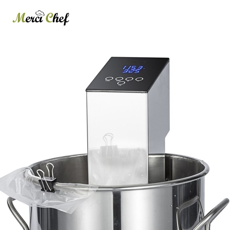 ITOP Vacuum Cooker Food Machine Immersion circulator cooker Low Temperature Processing Sous Vide Cooking Machine