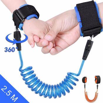 Anti Verloren Handgelenk Link Kleinkind Leine Sicherheit Harness für Baby Gurt Seil Outdoor Gehen Hand Gürtel Band Anti-verloren armband Kinder