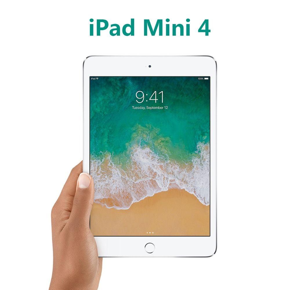 Apple iPad Mini 4   Wifi Model Tablets PC 6.1mm Ultra Thin 7.9 inch 2gb RAM Original Apple Tablet PC Portable