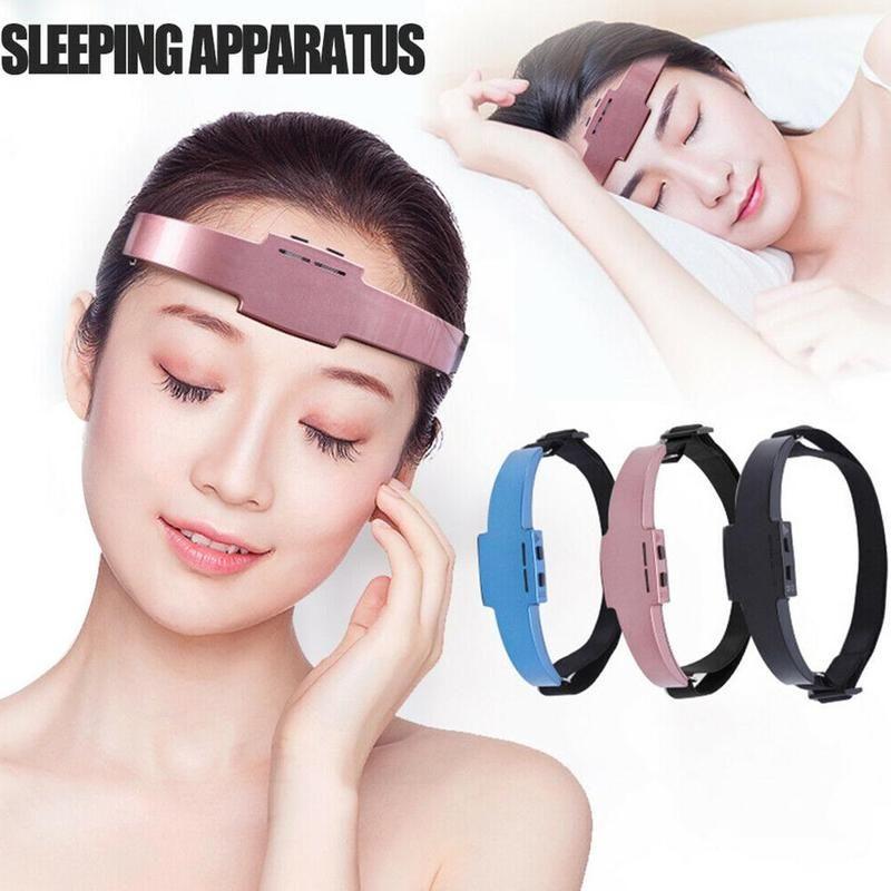 Kopf Sleeper Therapeutische Schlaflosigkeit Artefakt Helfen Studenten Schlaf Hypnotischen Gerät Hypnotischen Artefakt Schlaf-beihilfen