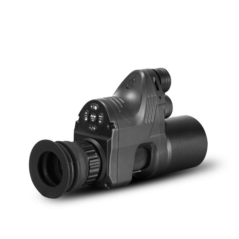 5000 Joule Recoil IR Infared Nachtsicht Zielfernrohr/Teleskop 200M Nachtsicht Zoom Jagd Optics Anblick Heiße Verkäufe