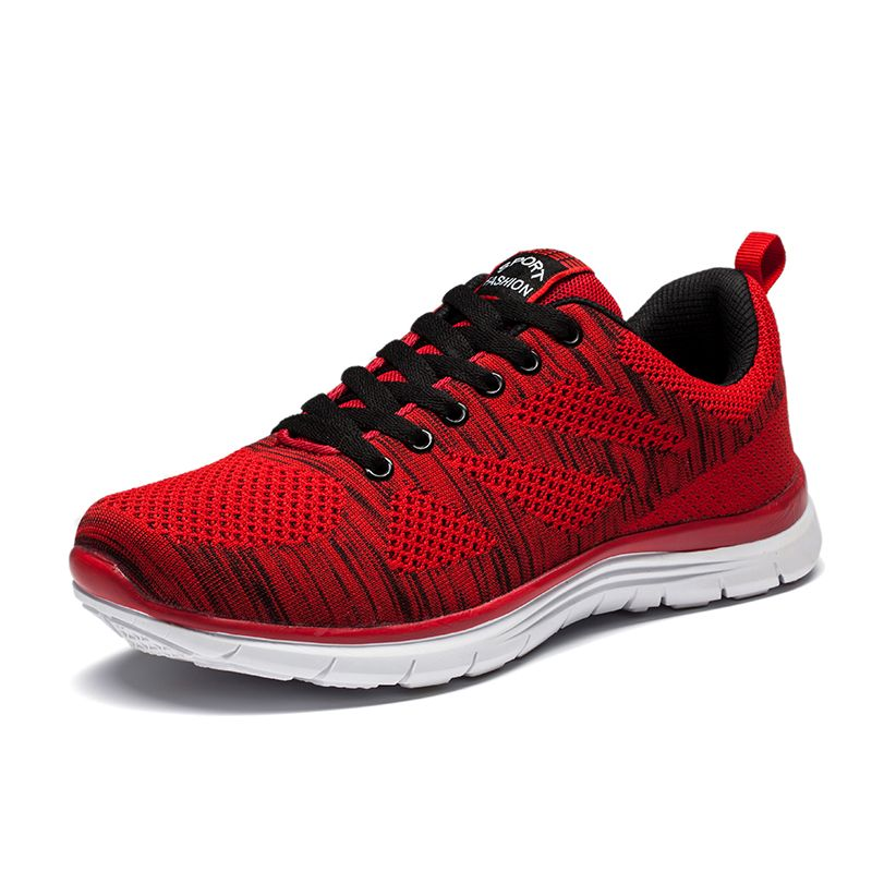 2017 TBA New Summer Sports Flyknit Racer Running Shoes For Men & Women Breathable Men'sAthletic Sneakers Krasovki zapatillas