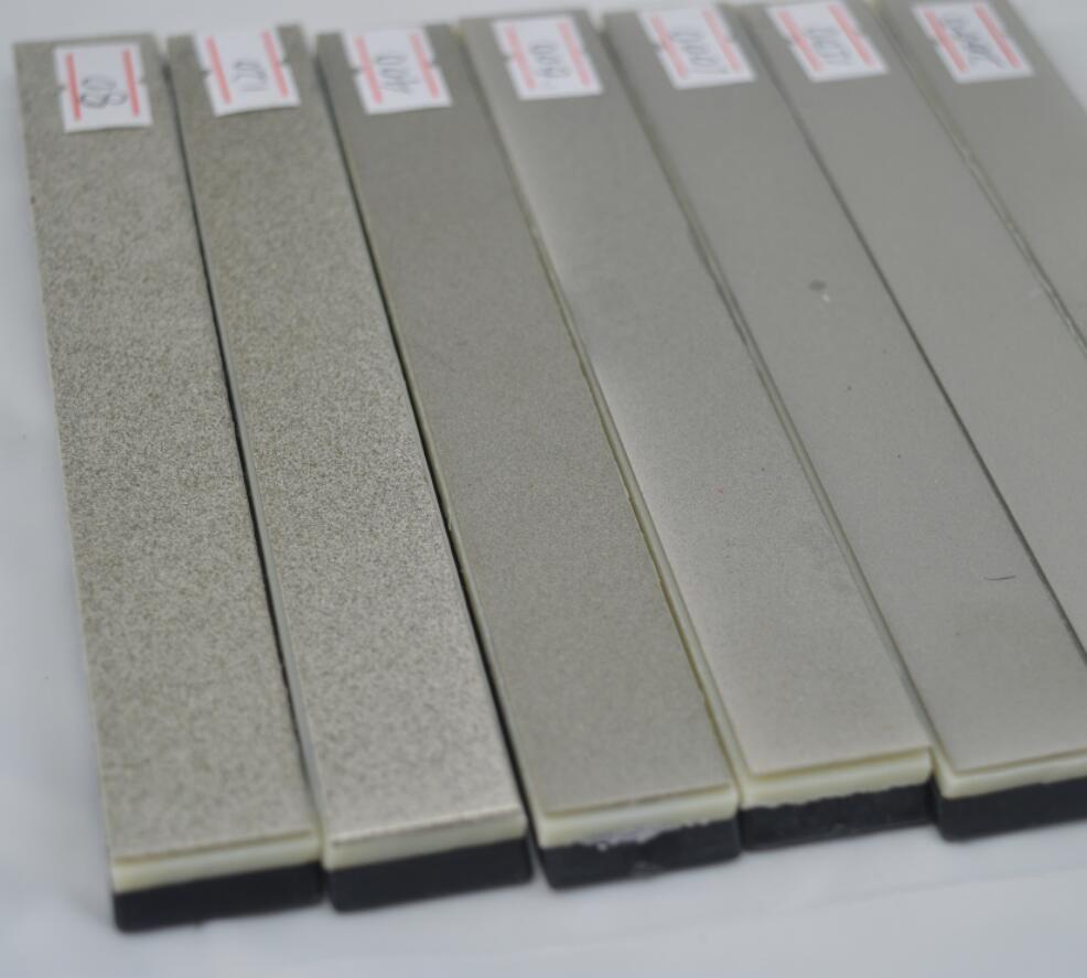 Sanying Kitchen Knife Portable Apex Pro pencil sharpener diamond whetstone 150x20x5mm Grinding whetstone