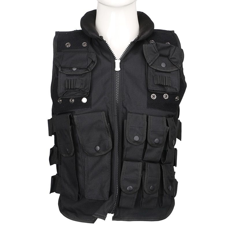 Tactical Vest Outdoor Camouflage Military Body Armor Sports Wear Hunting Vest  W15