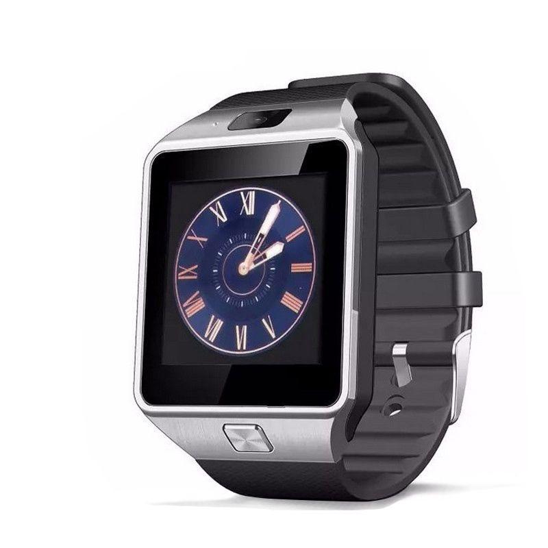 SmartWatch dz09 Смарт часы с Камера bluetooth шагомер ответ на вызов Для мужчин Для женщин Montre разъем Умные часы для Android