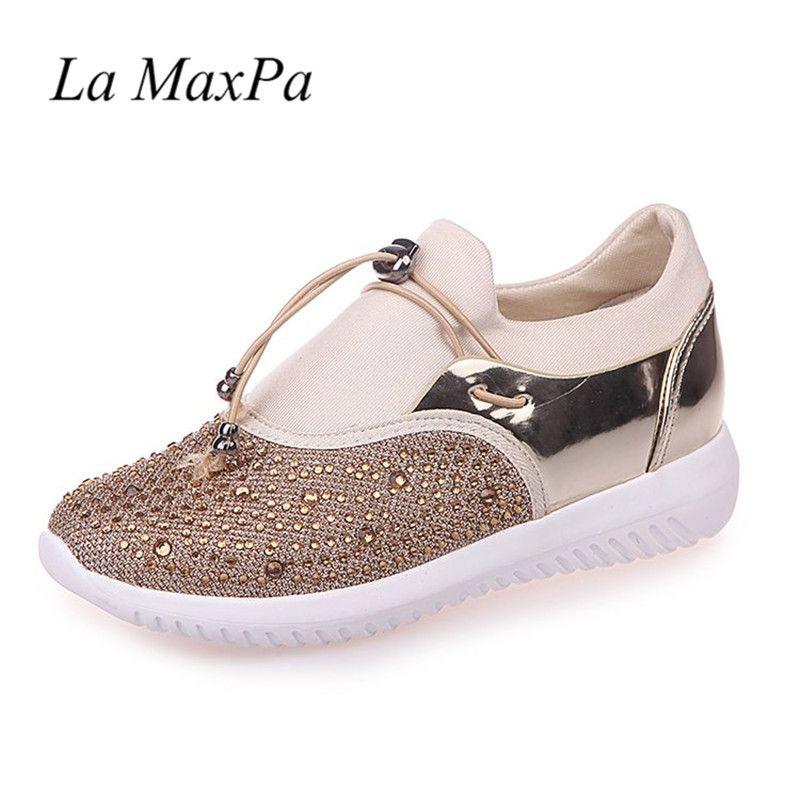 Women Casual Shoes Women's Fashion Air Mesh Vulcanize Shoes Lady Summer Female Tenis Sneakers Couple Plus Size 36-44 Soft Soles