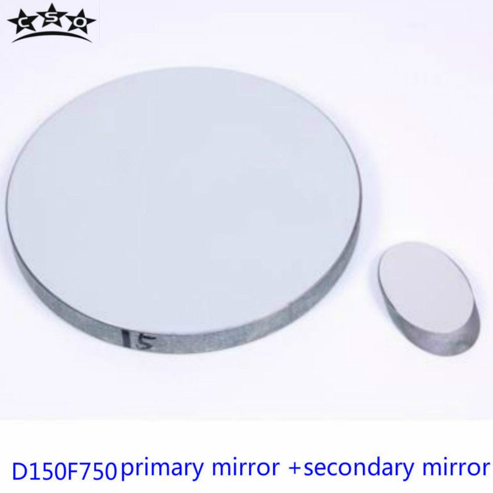 Astronomical Telescope Astronomic Professional D150F750 Newtonian Reflection Objective Lens Group Secondary Mirror Accessories