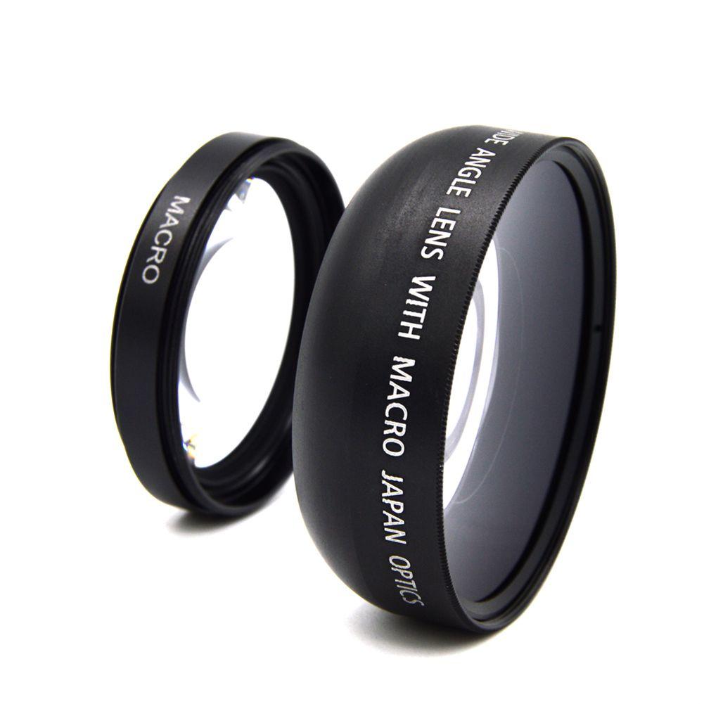 Für Sony Kamera Objektiv 49mm 0.45X Professionelle Breiten Kamerawinkel & Makro-objektiv für ALLE Kameras Camcorder Für Sony Eine NEX3 NEX5 NEX