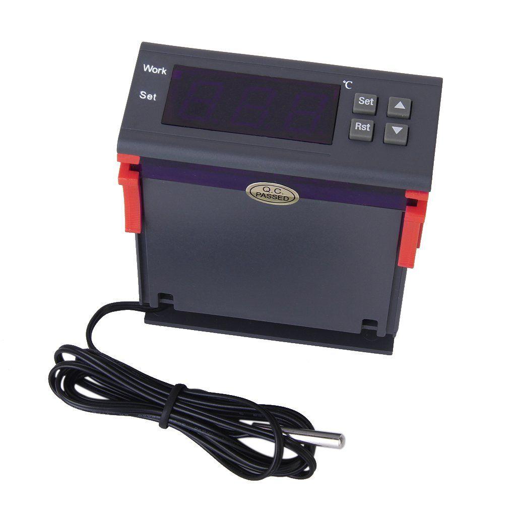Kommen AC 90 V-250 V Digitale Temperaturregler Thermostat MH1210W