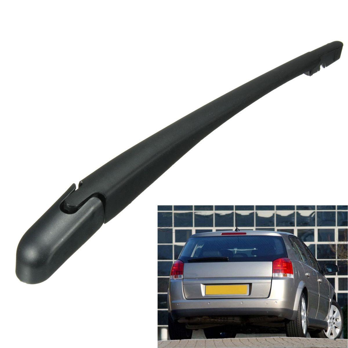 Car Rear Window Windshield Wiper Arm Plastic Replace Black For Vauxhall Opel ZafIira B MK2 2005-2011