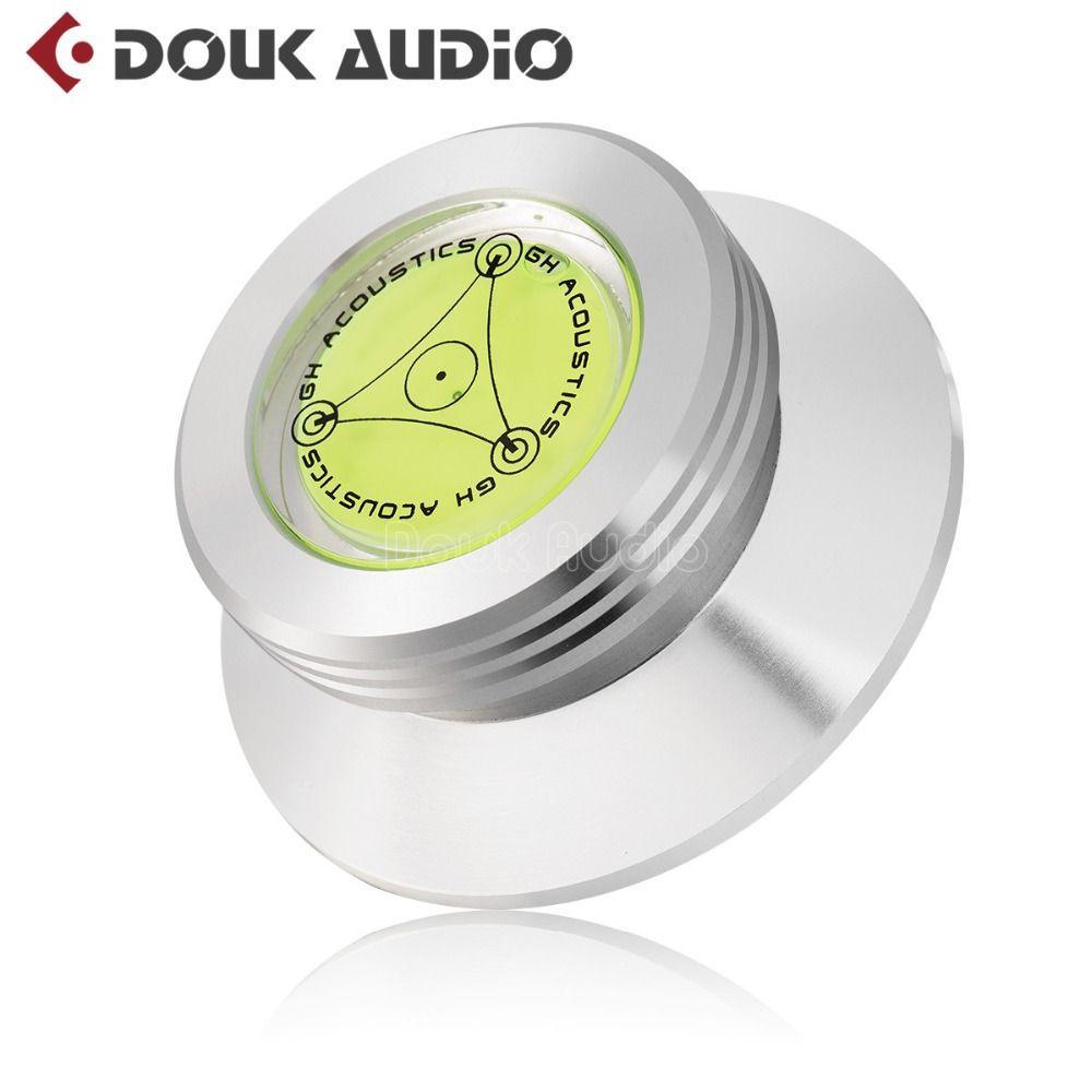 2018 nouveau Douk Audio multi-fonction enregistrement poids LP disque stabilisateur platine vinyle pince HiFi 230g
