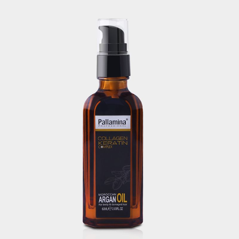 Morocco argan oil pure Scalp Frizzy Dry Hair keratin Repair Treatment hair care Moist smooth hair straightening hair split ends