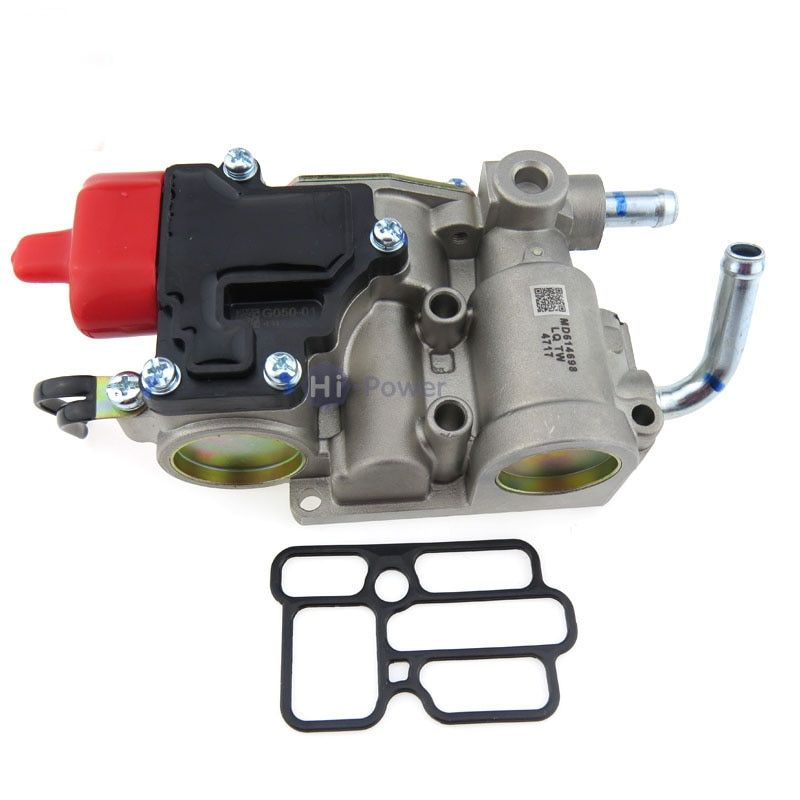 Idle Speed MD614698 motors idle air control valves  MD614696 Fits FOR Mitsubishi space vehicle N31,N34 New Taiwan imported