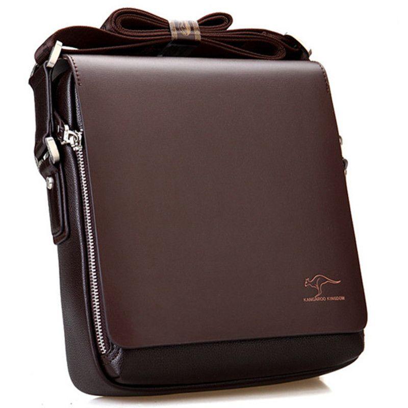 Nouveau arrivé marque de luxe hommes messenger sac Vintage en cuir sac à bandoulière beau sac à bandoulière sacs à main livraison gratuite
