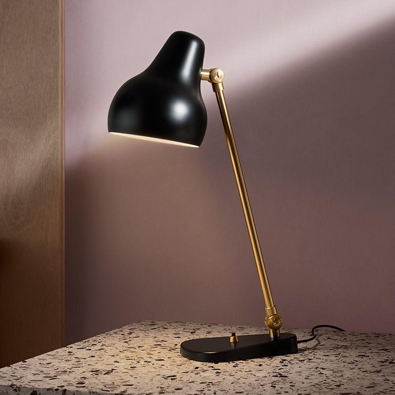 Denmark VL38 Desk Lamp Master Design Exquisite Lovely Denmark System