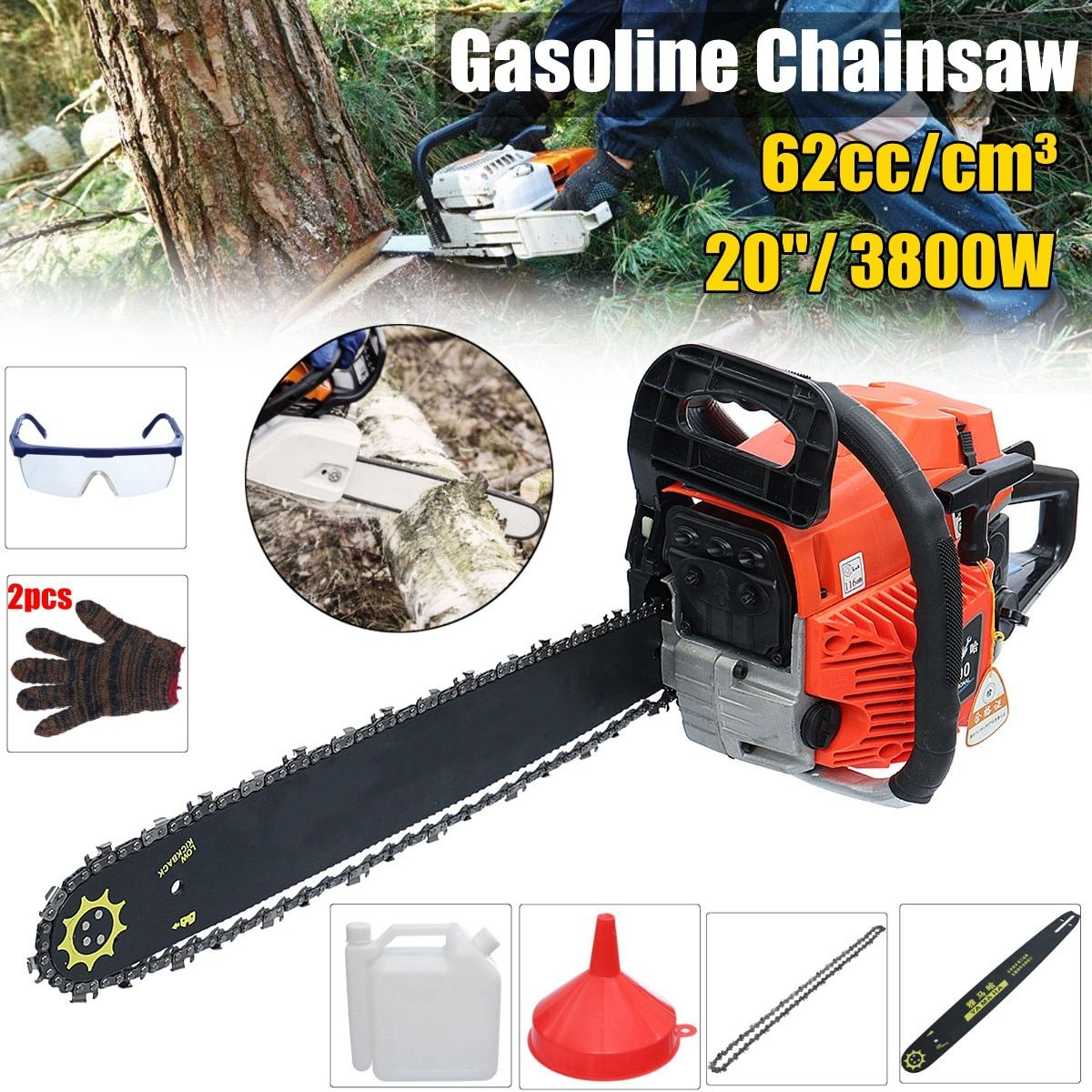 Professional Chainsaw 20