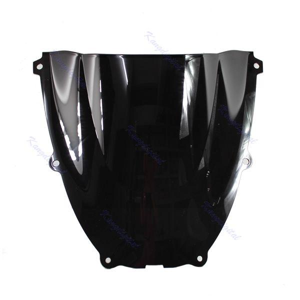 QILEJVS hot Motorcycle Windshield Windscreen For Yamaha YZF600R YZF 600R Thundercat 96-07,High Quality ABS Plastic