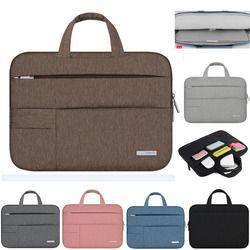 11 12 13 14 15.4 15.6 hombre Fieltro Portátil Bolsa de manga bolsa para acer dell hp Asus Lenovo macBook Pro reitina aire xiaomi