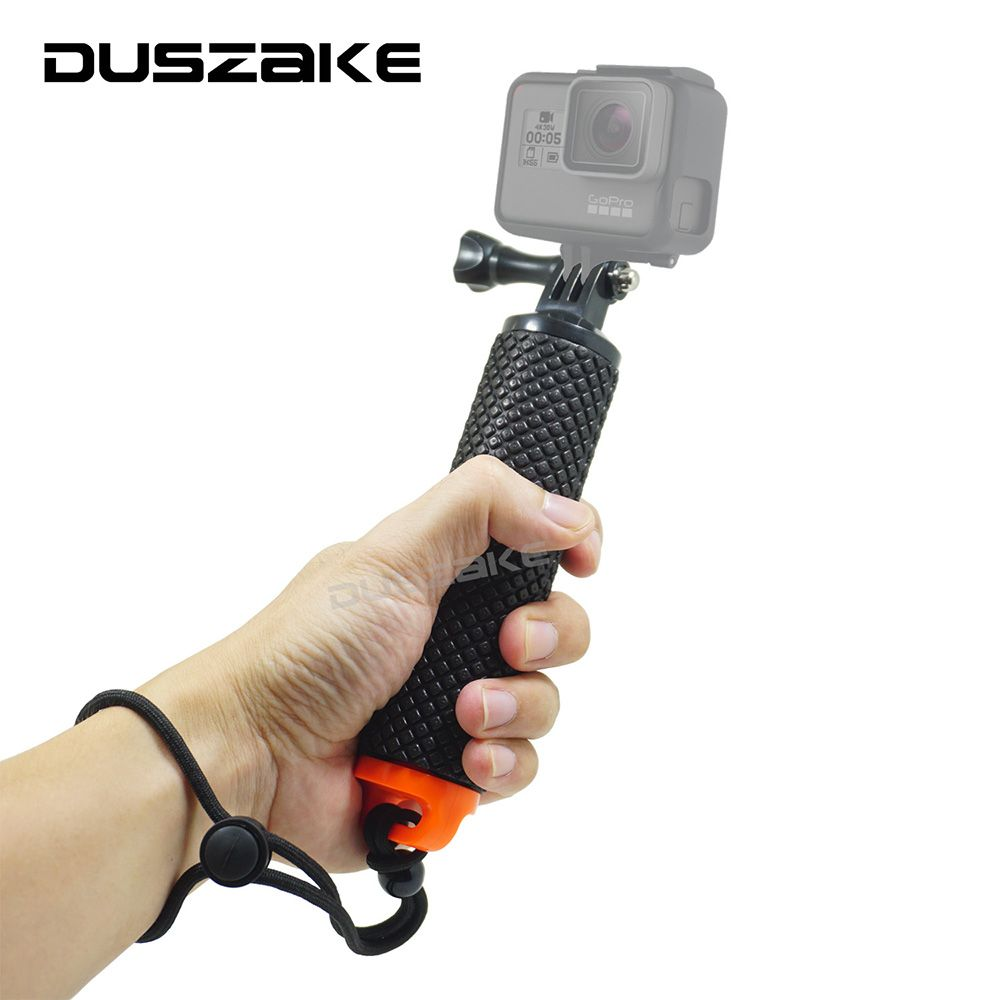 Floating Hand Grip For Gopro hero 5 Float bobber stick For Go pro SJCAM Handle pole monopo accessory Sport Action camera