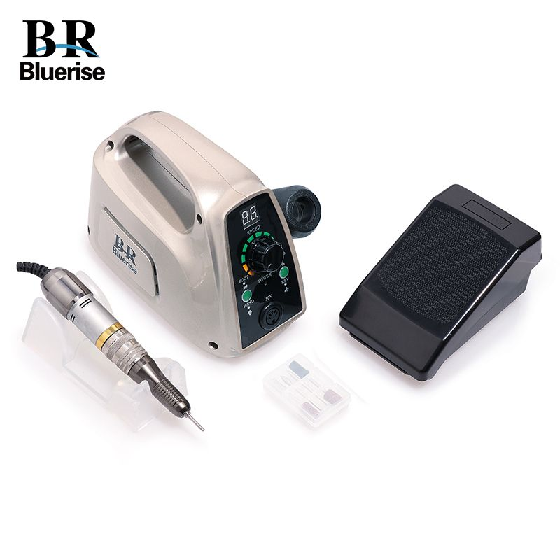 Manicure Machine Pedicure Electric Nail Drill 35000 RPM Professional Nail Art Equipment Accessoires Set Salon Beauty Nail Tools