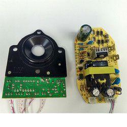 Pièces de rechange pour Humidificateur 28 V Humidificateur Panneau De Commande Conseil Potentiomètre Avec Interrupteur Carte D'alimentation Nébuliseur Plaque