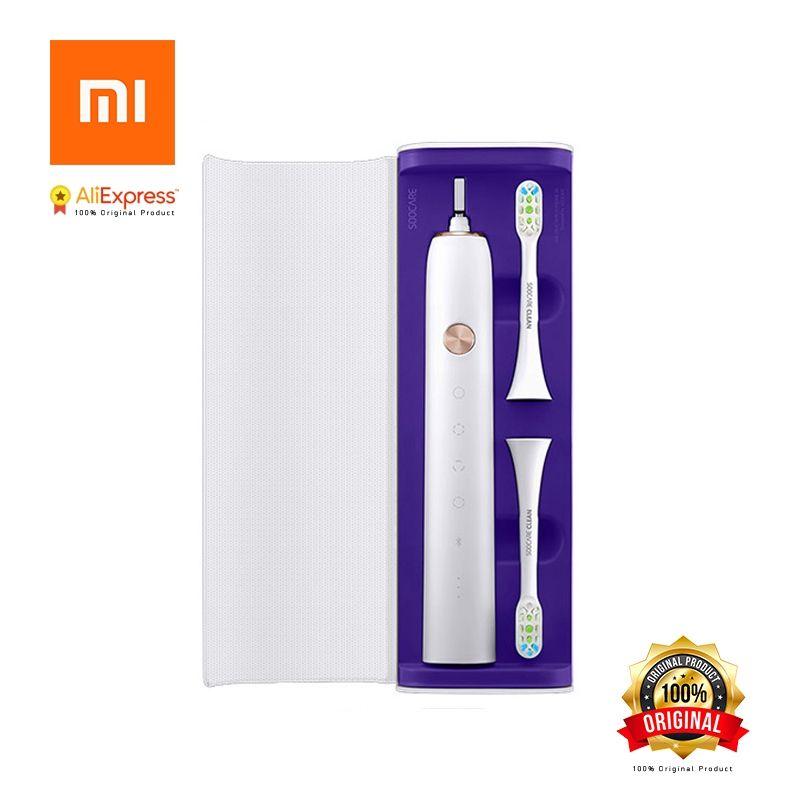 Original Xiaomi Soocare X3 Soocas Head and Travel Box Mi Soocare X 3 Product Tooth brush New