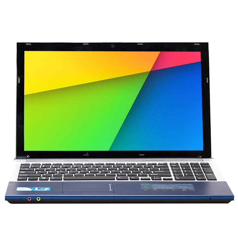 ZEUSLAP 15.6inch Intel Core i7 CPU 8GB+64GB+750GB 1920*1080P FHD WIFI Bluetooth DVD-ROM Windows 7/10 Laptop Notebook Computer