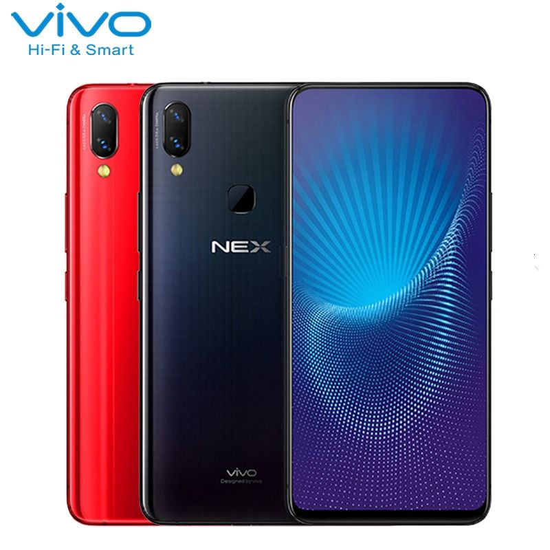 Vivo Nex Mobile Phone 6.59